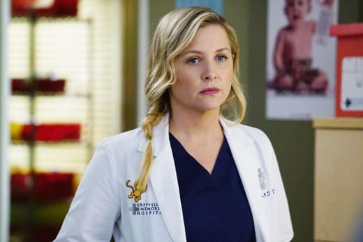 Concerned Arizona - Grey's Anatomy Season 11 Episode 13