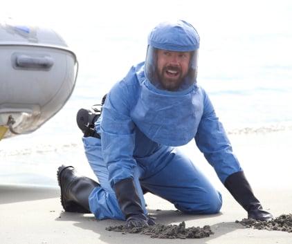Mike Crashlands - The Last Man on Earth Season 2 Episode 11