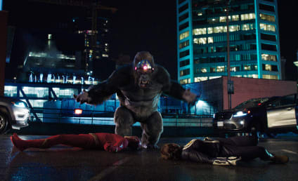 The Flash Season 5 Episode 15 Review: King Shark vs. Gorilla Grodd