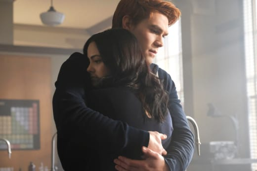 Burning Secrets - Riverdale Season 2 Episode 13