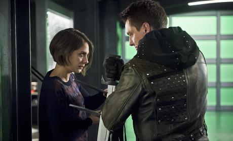The Battle - Arrow Season 4 Episode 18