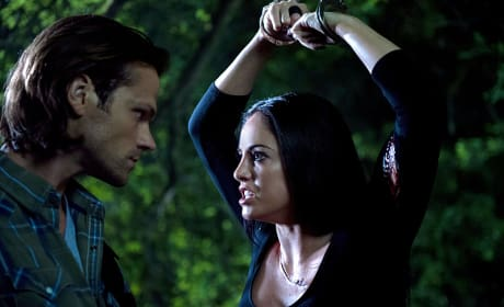 Sam and Dar - Supernatural Season 10 Episode 3