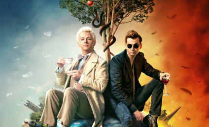 Good Omens: Why Crowley And Aziraphale Are Friendship Goals