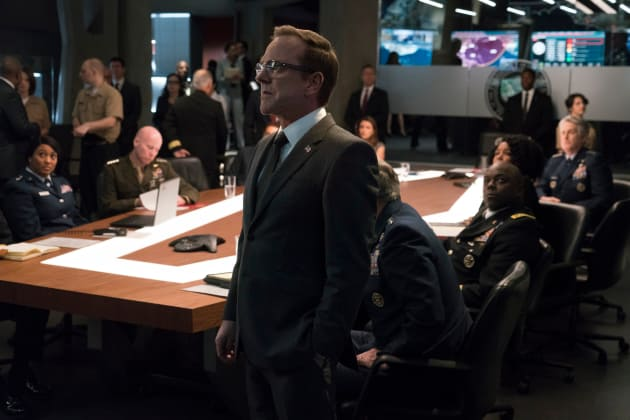 At War  - Designated Survivor Season 2 Episode 17