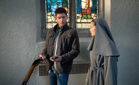 Nuns and Guns - Supernatural Season 10 Episode 16