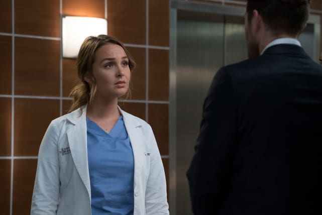 Blast From the Past - Grey's Anatomy Season 14 Episode 9