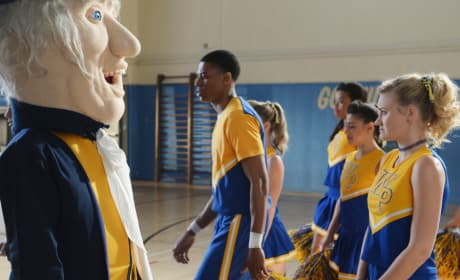 School Mascot - The Goldbergs