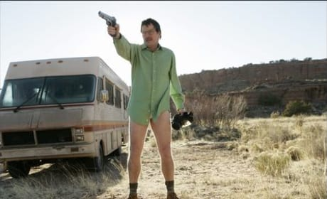 Brian Cranston in Breaking Bad