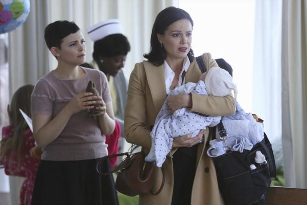 Regina Is Distraught