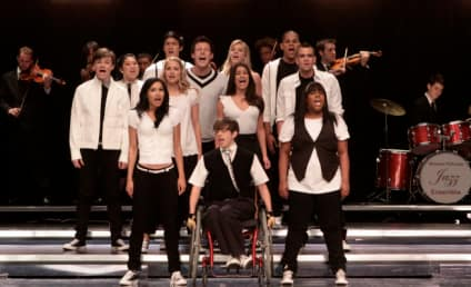 TV Fanatic Mid-Season Report Card: Glee