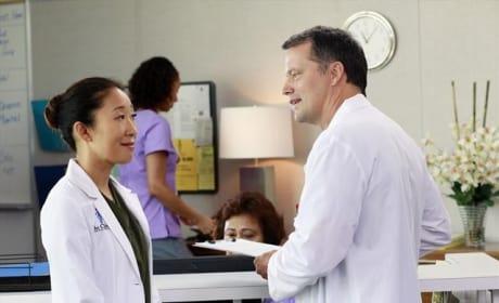 Talking With Cristina