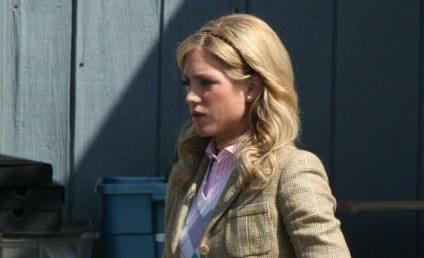 First Pictures: Brittany Snow as Lily Rhodes