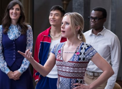 Watch The Good Place Season 2 Episode 13 Online