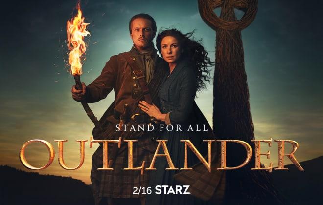 outlander season 5 poster horizontal