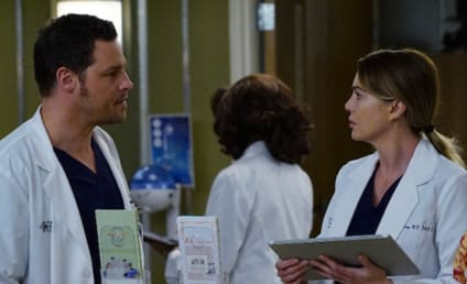 Grey's Anatomy Season 13 Episode 15 Review: Civil War