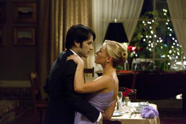 Bill and Sookie Dressed Up