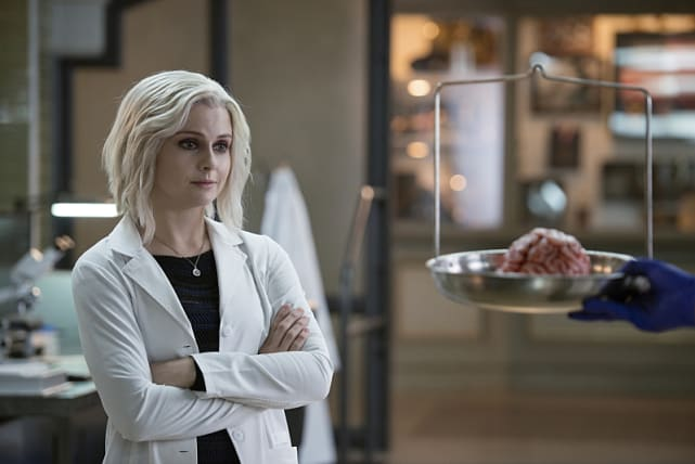 iZombie - Tuesday, April 12