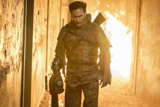 Fire it up! - Ash vs Evil Dead Season 2 Episode 8