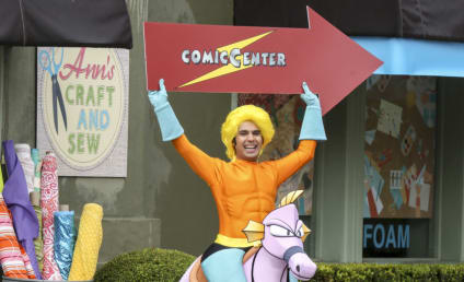 The Big Bang Theory Season 10 Episode 17 Review: The Comic-Con Conundrum