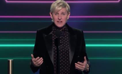 Ellen DeGeneres Announces COVID-19 Diagnosis, Talk Show Production Halted
