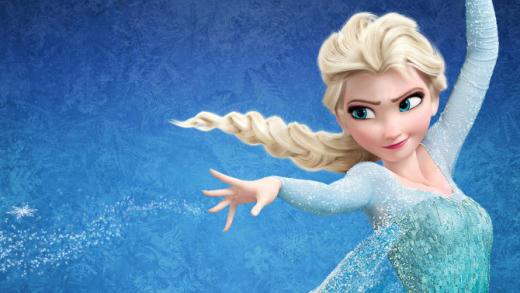Elsa of Frozen