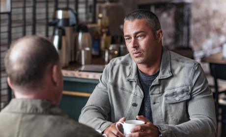 Severide Has A Talk - Chicago Fire Season 5 Episode 5