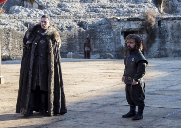 A Reunion - Game of Thrones Season 7 Episode 7