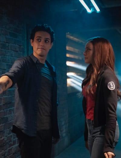 The First Time - Legacies Season 3 Episode 4