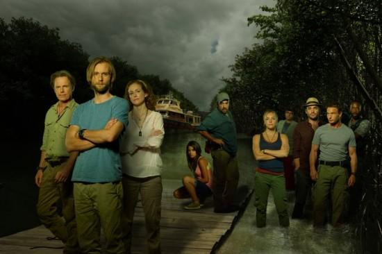 The River Cast Photo