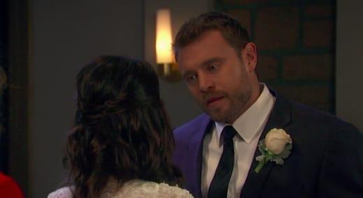 Drew Cain Wedding - General Hospital