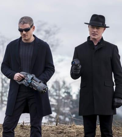 Snart is Back Courtesy of Legion of Doom! - DC's Legends of Tomorrow Season 2 Episode 15