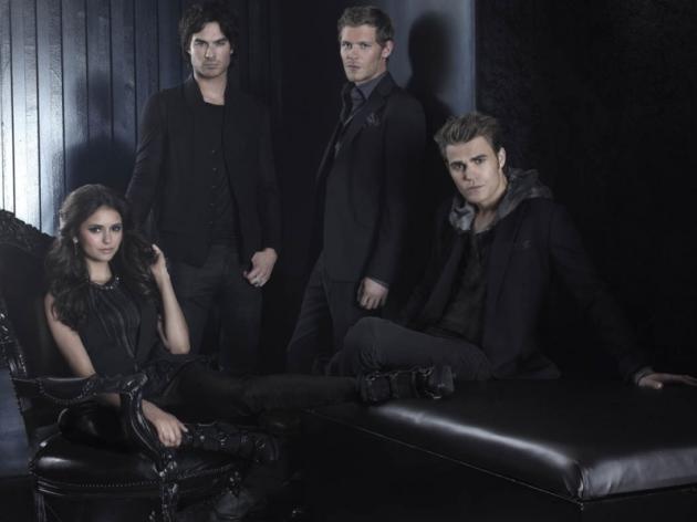 TVD Cast Pic