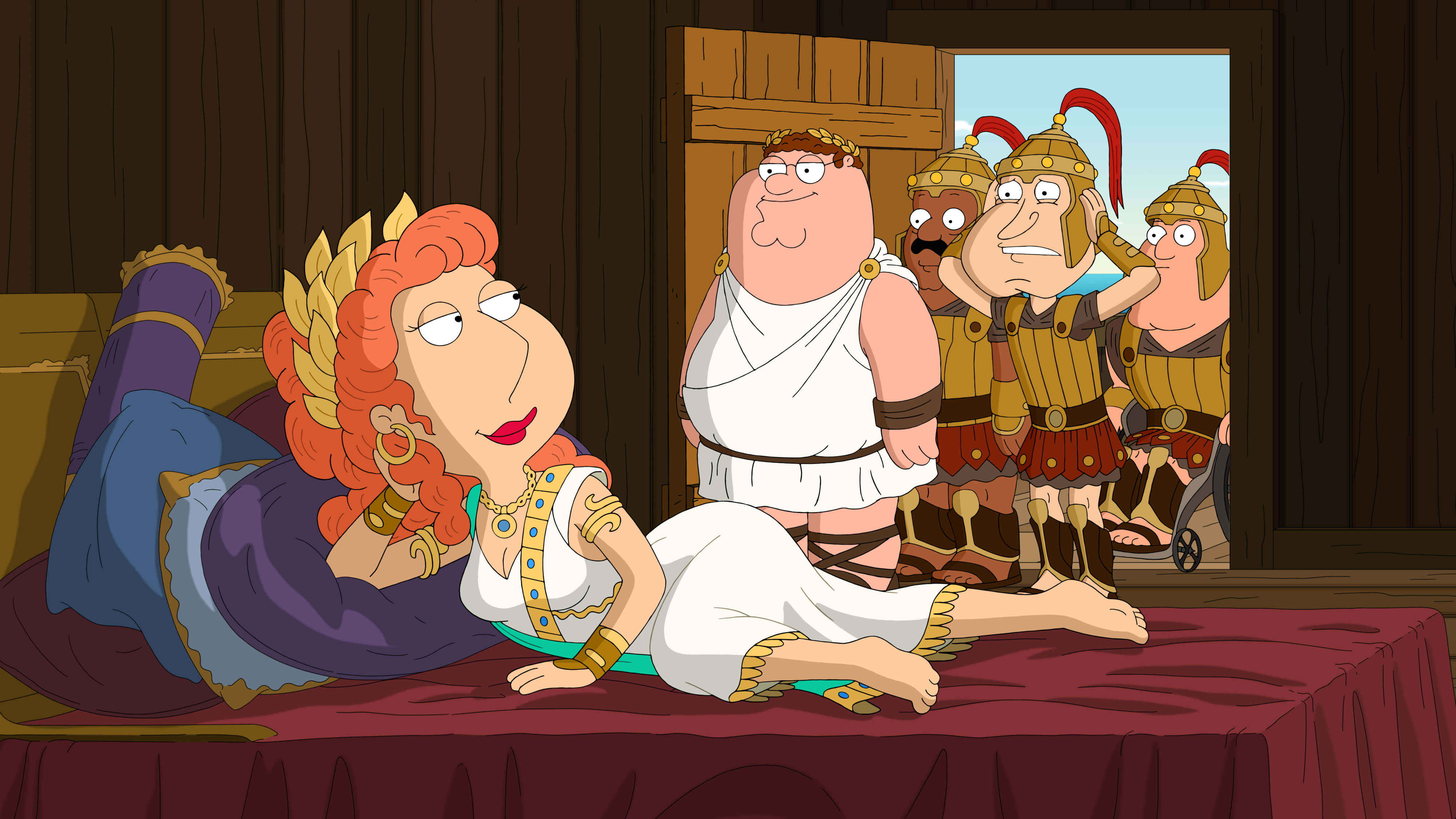 Family Guy Peter op dating show