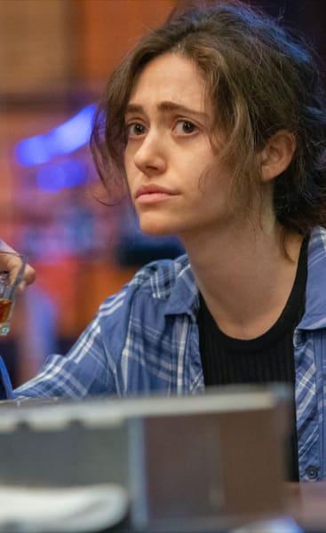 Fiona's Spiral - Shameless Season 9 Episode 8