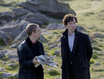 The Hounds of Baskerville Scene