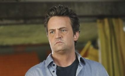 Matthew Perry Cast on NBC Sitcom