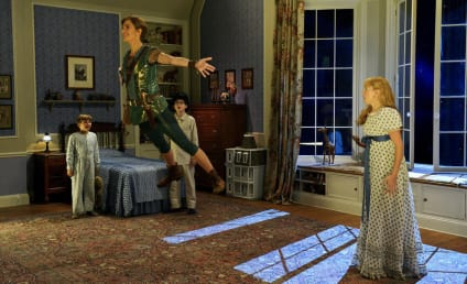 TV Ratings Report: How High Did Peter Pan Fly?