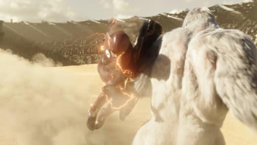 The Flash vs. Solovar  Season 3 Episode 13