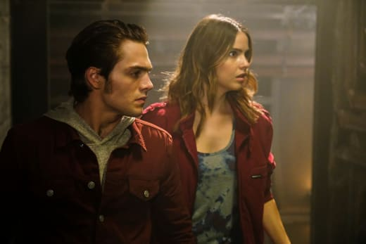 Making Decisions - Teen Wolf Season 6 Episode 13
