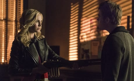 Not Backing Down - The Vampire Diaries Season 6 Episode 17