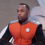 LaMarr in Command - The Orville Season 2 Episode 5