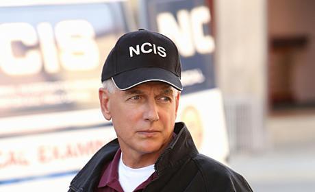 Mark Harmon on NCIS
