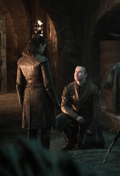 A Surprising Proposal - Game of Thrones Season 8 Episode 4