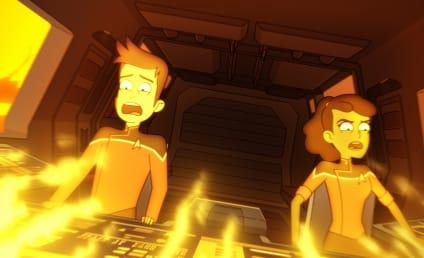 Star Trek: Lower Decks Season 2 Episode 7 Review: Where Pleasant Fountains Lie