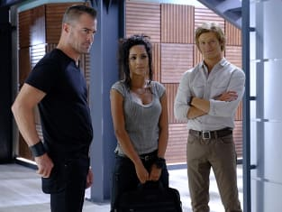 A Mission Goes Wrong - MacGyver