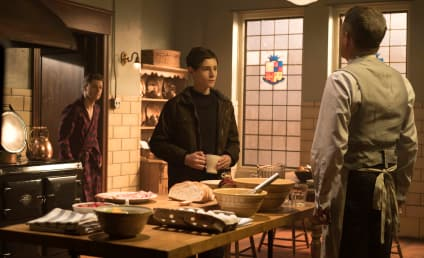 Gotham Photo Preview: Hide and Seek