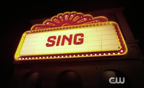 The Flash Promo: Can Barry and Supergirl Survive a Musical?