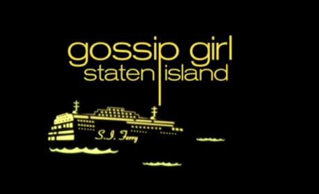 Gossip Girl: Staten Island