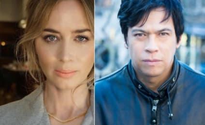 Emily Blunt, Chaske Spencer Join Amazon/BBC Drama The English
