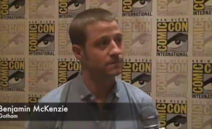 Ben McKenzie and Jada Pinkett Smith Take Trip to Gotham, Preview FOX Characters